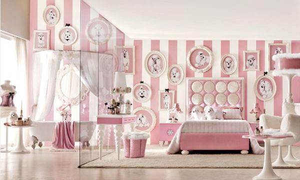 Lolita Pink Bedroom