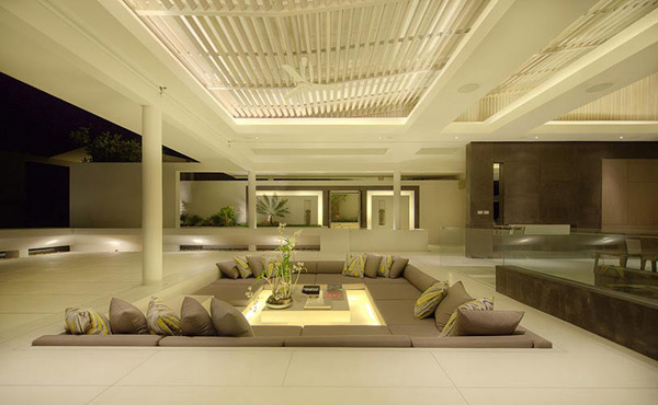 Celadon VIlla Living Area 2