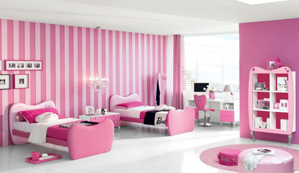 Barbie Glam Bedroom