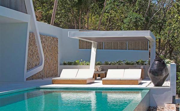 Celadon Villa Pool 2