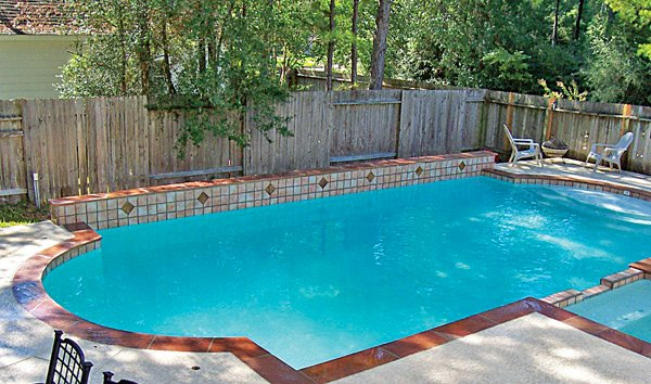 Roman Grecian Pool 5