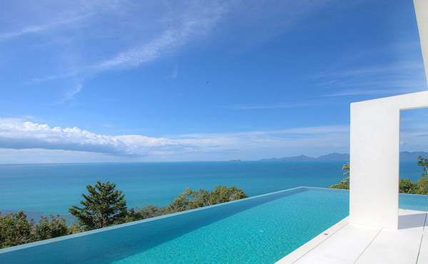 Celadon Villa Pool 3