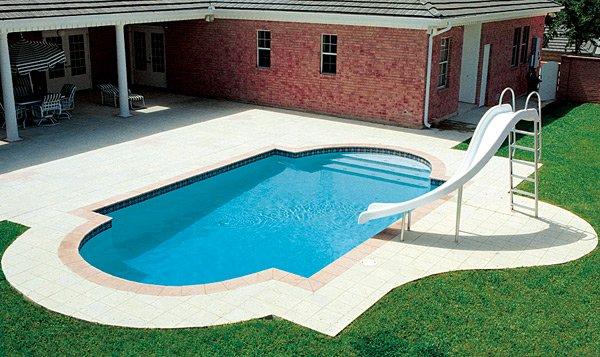 Roman Grecian Pool 2