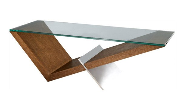15 stylish rectangular glass top coffee tables | home design lover