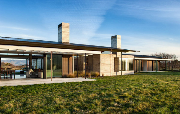 Wairau Valley House Exterior 2