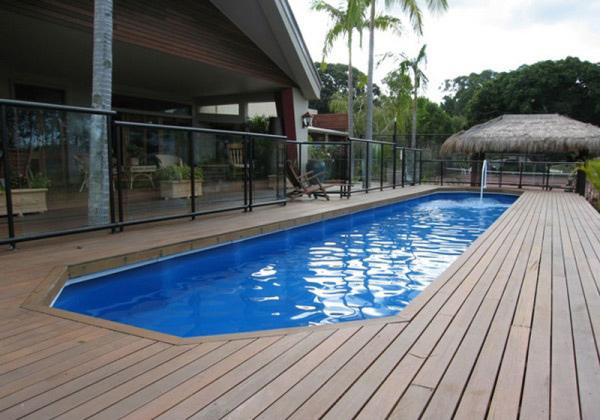Lap Pool modern