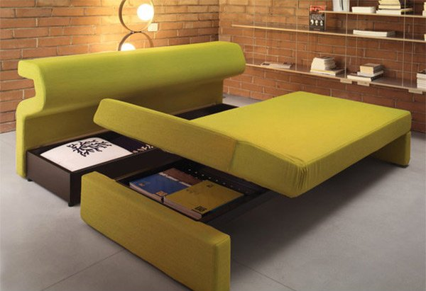 Jimi Bed concept