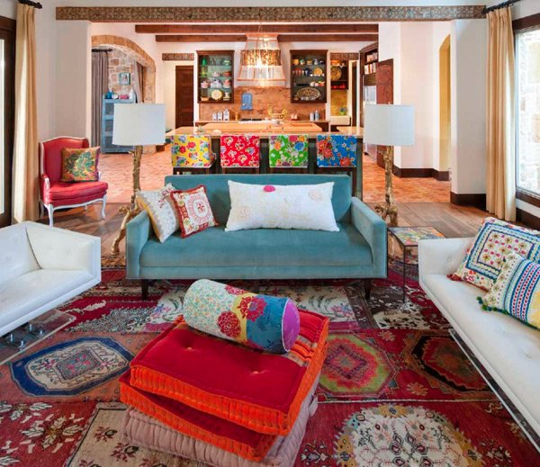 15 bohemian inspired living rooms home design lover hughes fashion hughes of aylesbury