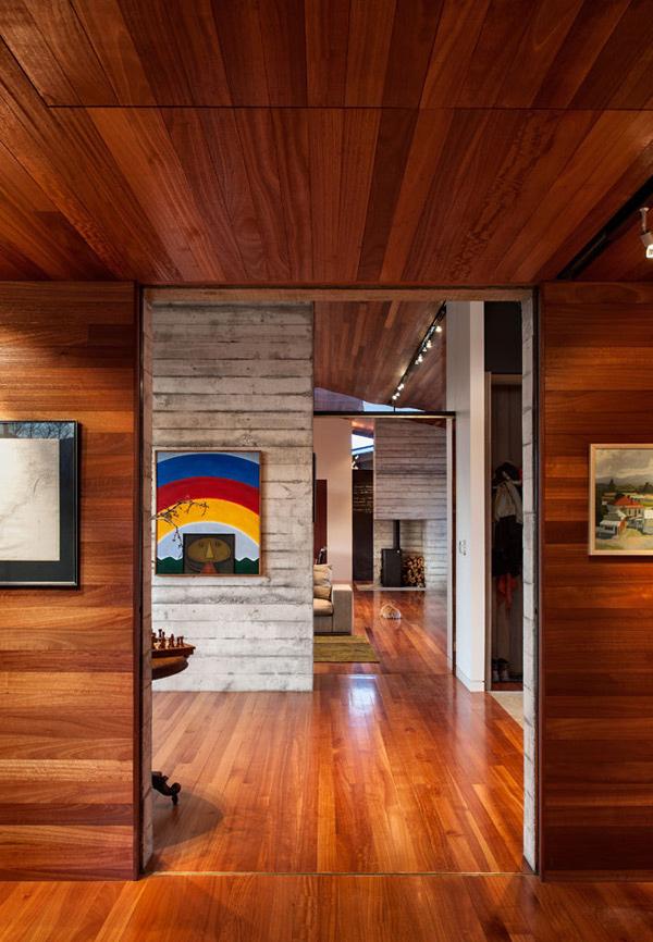 Wairau Valley House Interior 1