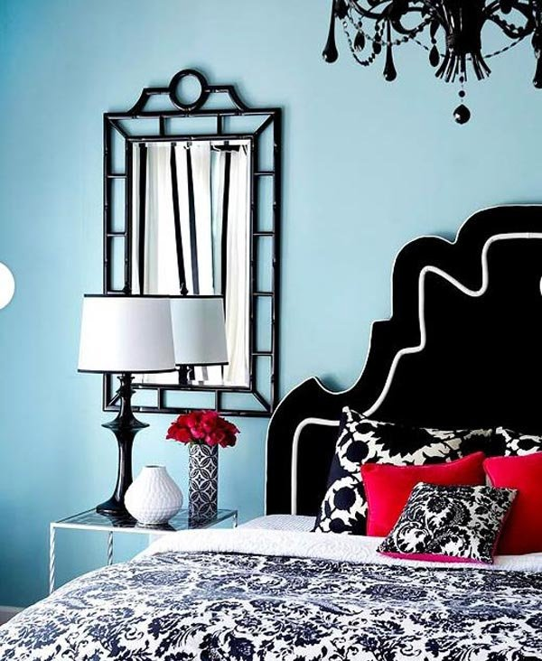 Real Life Colorful Bedrooms