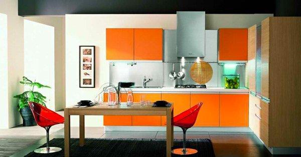 high gloss kitchen designs