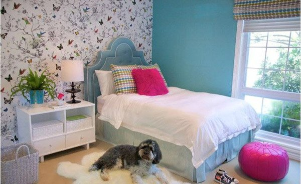 Encino Girl's Bedroom