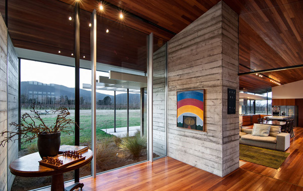 Wairau Valley House Interior 2