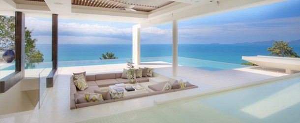 The Captivating Celadon Villa in Thailand