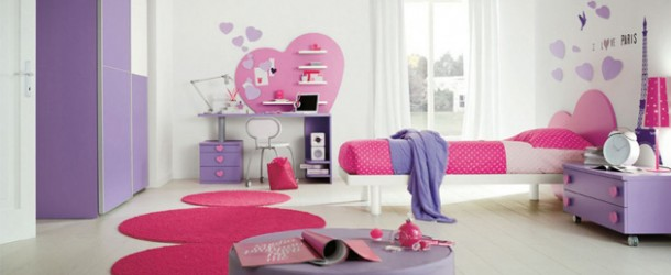 Fall in Love with 15 Heart Themed Bedroom Designs