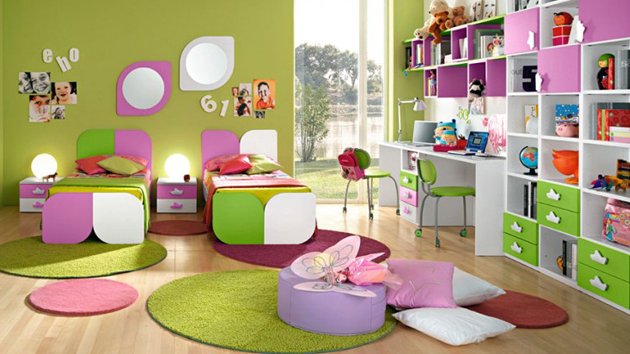 20 multi color creative bedroom designs home design lover