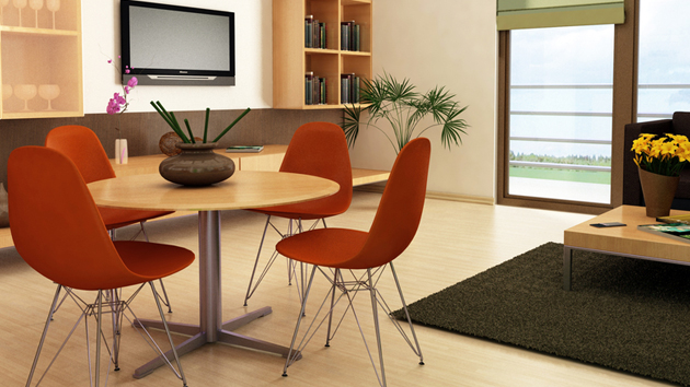 Tips in Designing a Small Dining Room  Home Design Lover