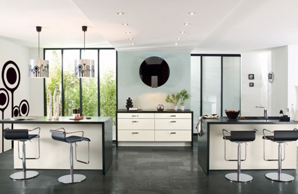 Chic Kitchen Designs