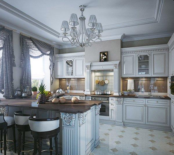 Kitchen Curtain Design Ideas