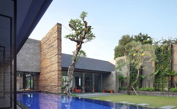 Diminished House design