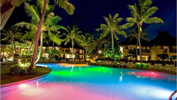swimming pool lights. Interior Design Ideas. Home Design Ideas