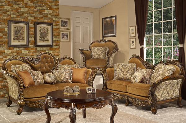 Bulky living room