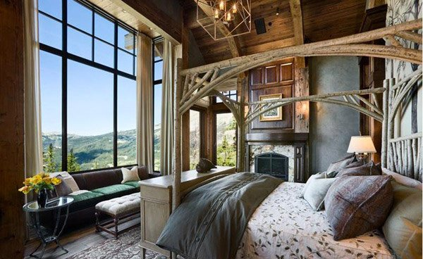 Master Bedroom Rustic Makeover And Design Ideas
