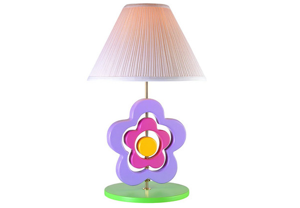 15 Stylish Girls Bedroom Table Lamps