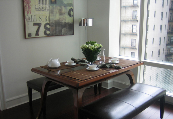 15 appealing small dining room ideas home design lover - Room ideas for small rooms ...