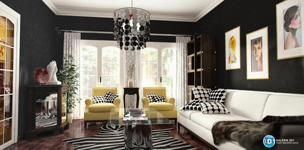 16 contemporary living room ideas | home design lover