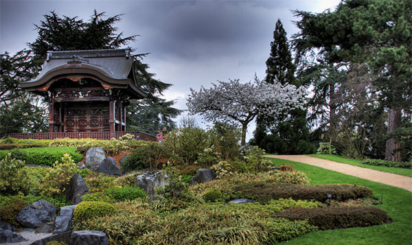 15 japanese garden landscapes | home design lover