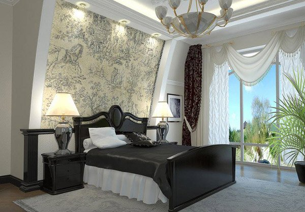 15 Black and White Bedroom Ideas | Home Design Lover