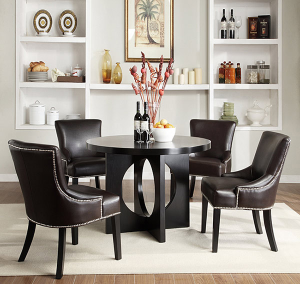 15 sophisticated modern dining room sets | home design lover