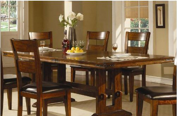 Lavista Rectangular Formal Dinner Table