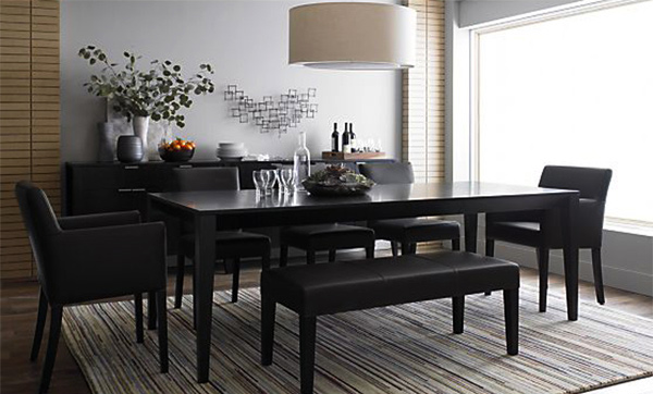15 perfectly crafted large dining room table designs | home design