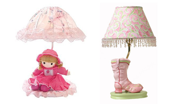 15 stylish girls bedroom table lamps home design lover 10 adorable girls bedroom table lamp ideas rilane
