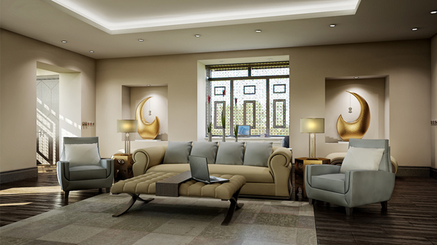 10 living room lighting ideas and tips home design lover for Living room lighting ideas