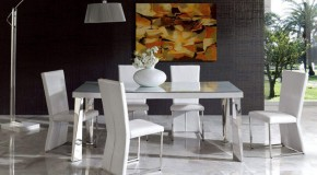 15 Sophisticated Modern Dining Room Sets