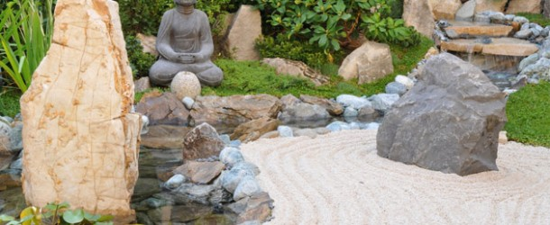 Tips in Creating a Zen Garden