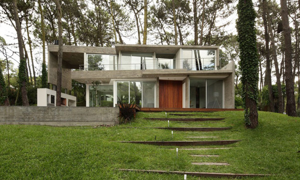 Fresno House design