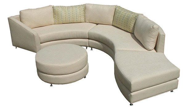 15 Curved Modular And Sectional Sofa Designs Home Design Lover