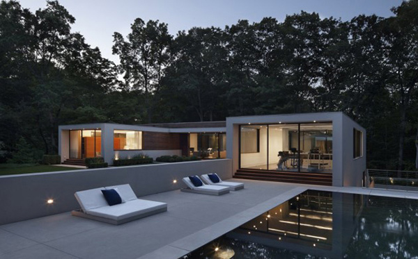 New Canaan residences