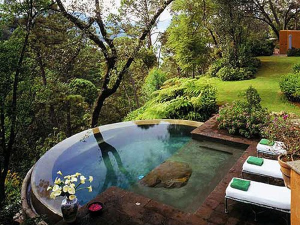 Backyard Landscaping Designs With Pool : Pool landscape design ideas home lover