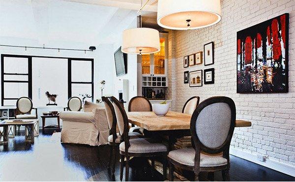 New York City West Village Loft Luxury Renovation