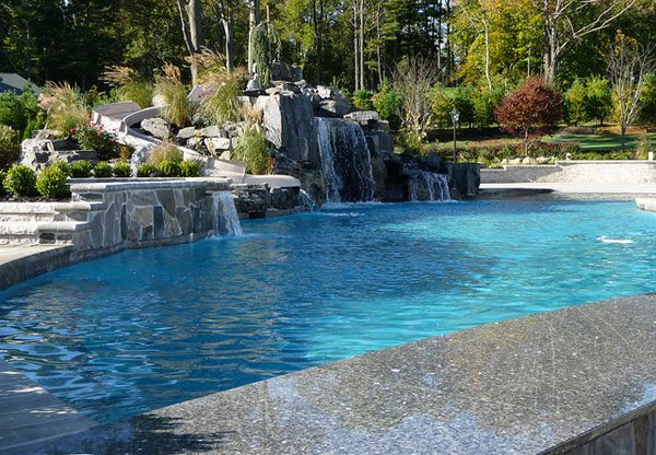 Pool Landscape awesome style