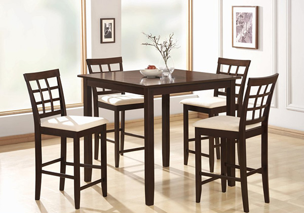 Dining Table Square Dining Table Not Counter Height