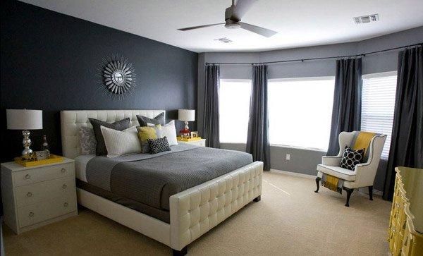 Bedroom Colors Grey PierPointSpringscom