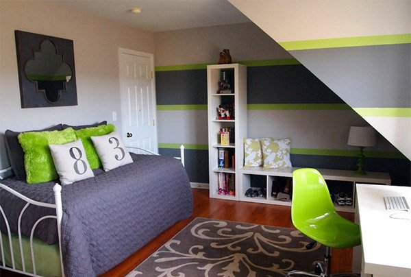Spruce Place Teenage Girl Bedroom