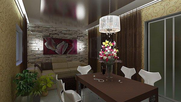 Dining Room Brick