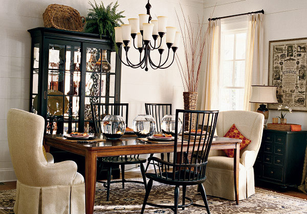 15 Mix and Match Eclectic Dining Rooms | Home Design Lover